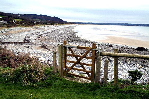 Plaża Llanddona: Stowarzyszenie Ochrony Morza przyznało jej najwyższą ocenę za jakość wody.
