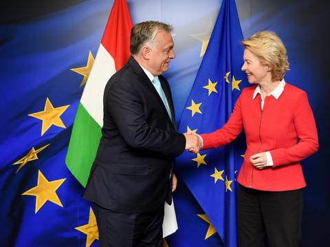 Urban i Von der Leyen rywalizują o fundusze na odbudowę z Unii Europejskiej