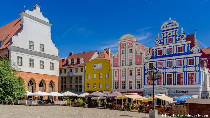 Polska Jestem panoramą Szczecina