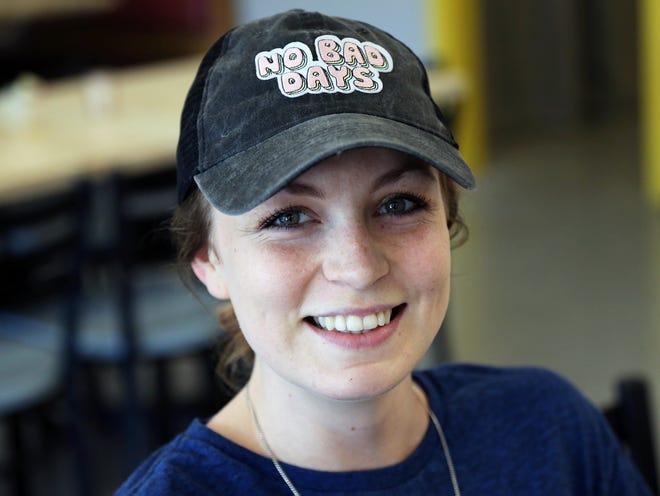 Kasha Gorsky, założycielka i właścicielka Kasha Kitchen, nowej restauracji śniadaniowej w Keteri, jest szczęśliwa, że mieszka w Maine po emigracji z Polski do Nowego Jorku.