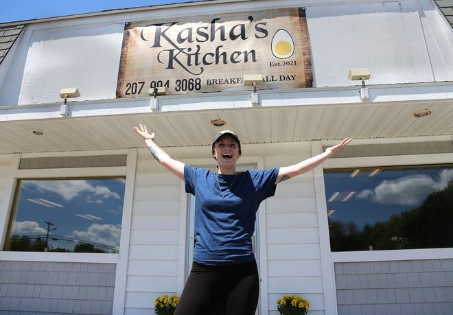 Kasha Gorsky jest założycielką i właścicielką Kasha Kitchen, nowej restauracji śniadaniowej w Ketiri, która według niej i jej zwolenników szybko zyskuje na popularności.