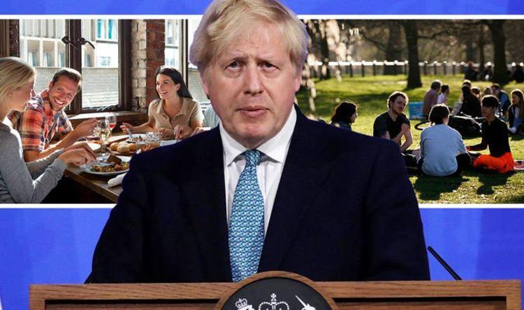 Czego nie możesz zrobić od 17 maja - wszystkie rzeczy nadal są zakazane    Wielka Brytania    Aktualności