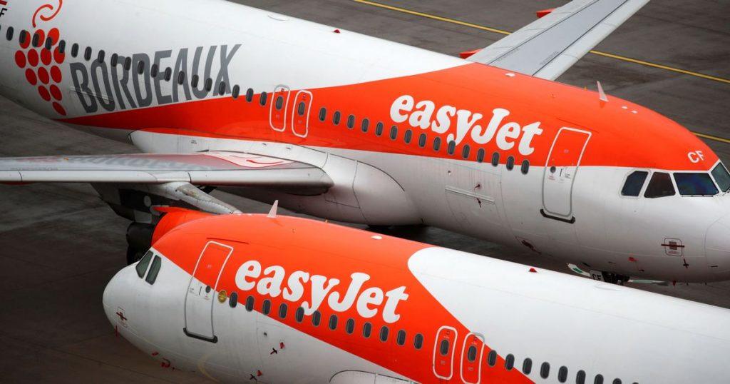 EasyJet, Tui, Jet2 i Ryanair wydają świąteczną aktualizację, w której odwołano więcej lotów