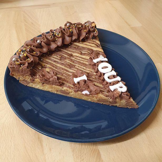 Kawałek ciasteczka
