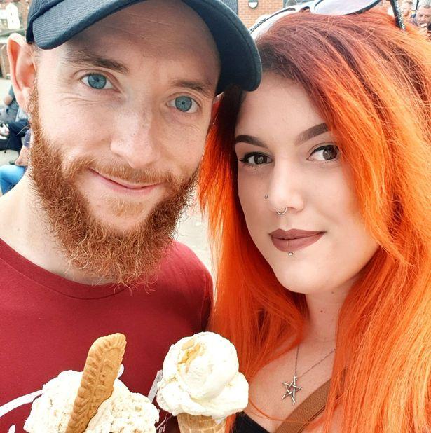 Bakr Tasza, 32 lata, i jej partner Adam, 33 lata
