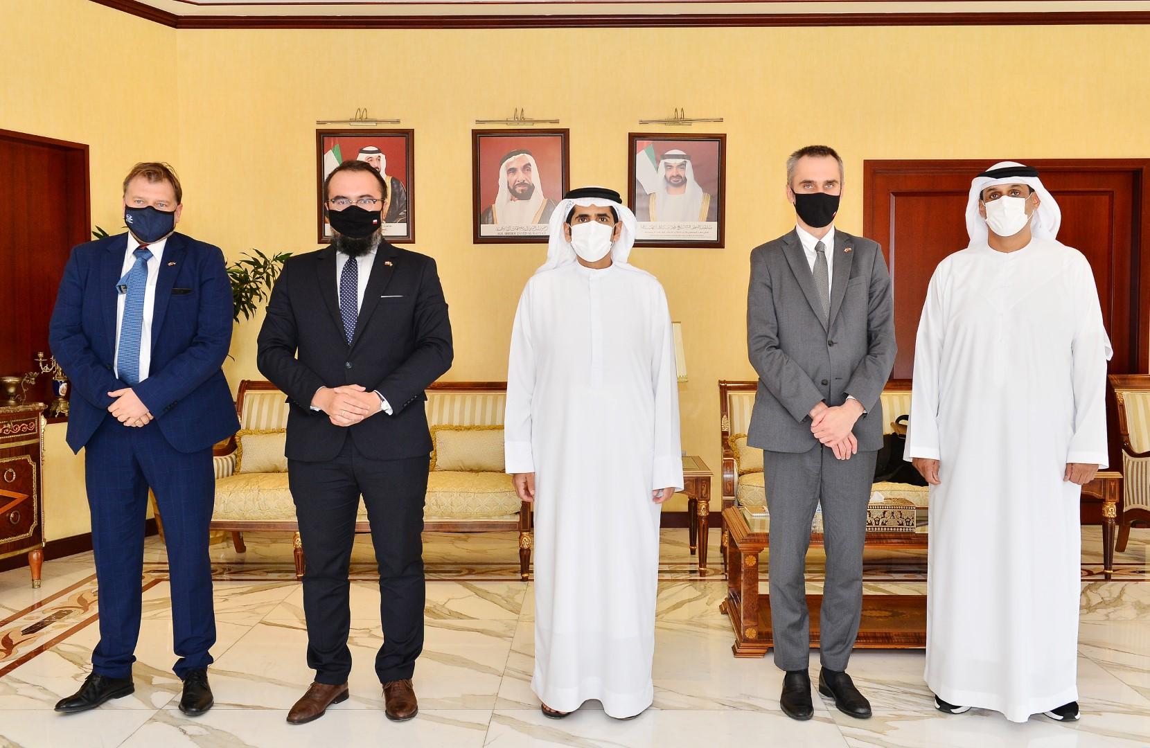 Izba Abu Dhabi chce wzmocnić współpracę handlową z polskimi przedsiębiorcami