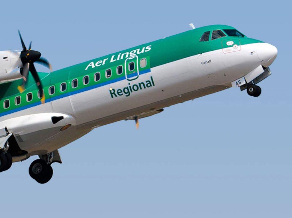 Pasażerowie utknęli w sytuacji, gdy regionalna linia lotnicza Stobart Air wchodzi w stan likwidacji