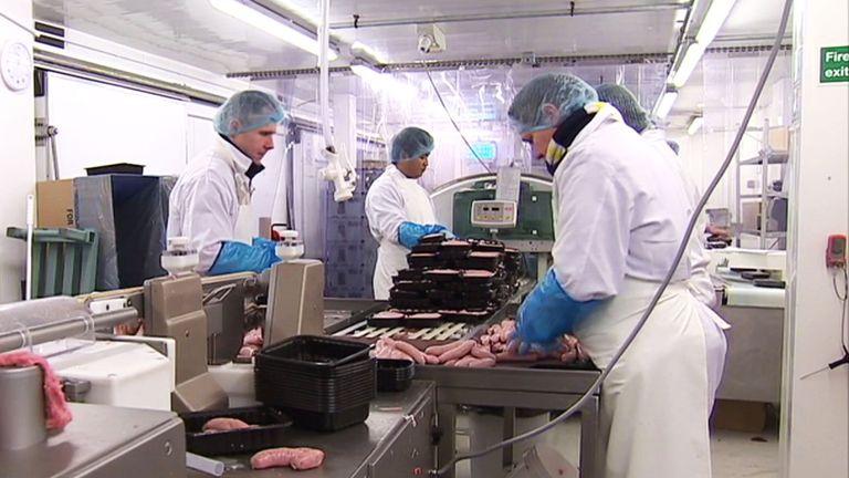 Pracownicy żywności przestali pracować pod presją