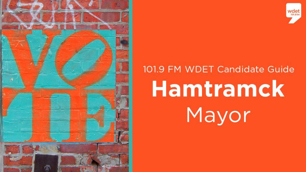 Burmistrz Hamtramck 3 sierpnia Podstawowy podręcznik kandydata