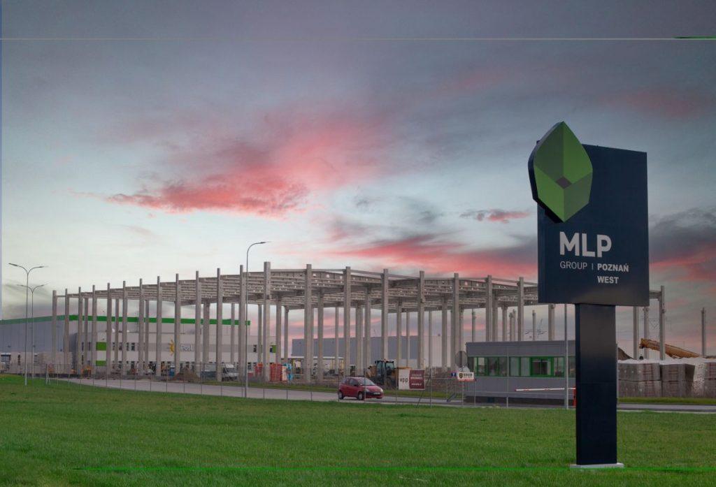 Hart Logistics wynajmuje 10 000 mkw. w MLP Poznań Zachód