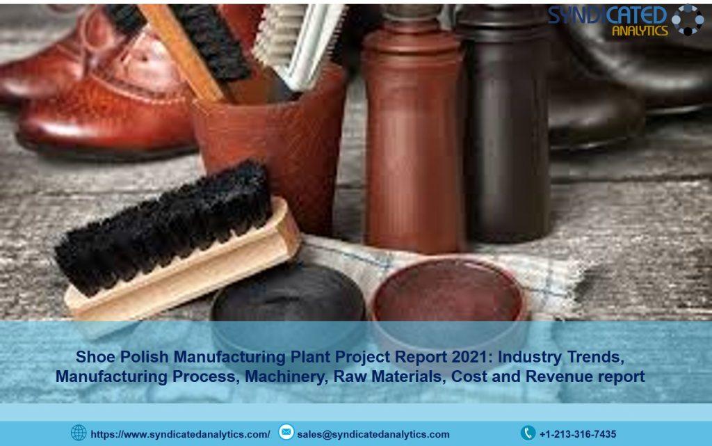 Shoe Polish Manufacturing Plant