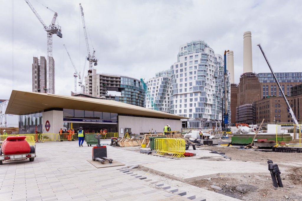 Przedłużenie metra Northern Line London zostanie otwarte za dwa tygodnie