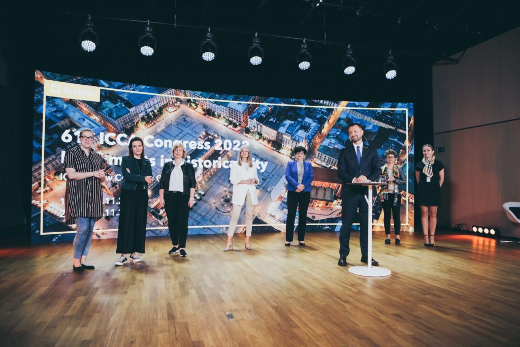Kraków gospodarzem 61. Konferencji Międzynarodowej Rady Stowarzyszeń (ICCA) 2022
