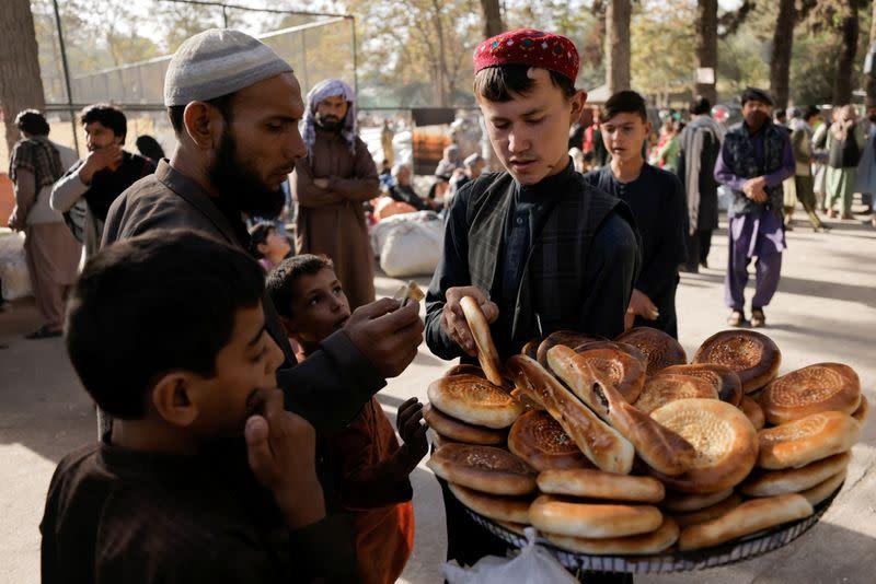 Płynność potrzebna do powstrzymania kryzysu gospodarczego i humanitarnego w Afganistanie